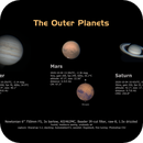 The Outer Planets on Oct 4th.,                                astropical