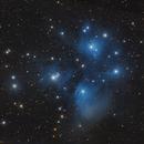 M45 - Plejaden 2015 #2,                                Jonas Illner
