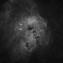 IC 410 Starless HA,                                Martin Voigt