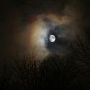 Cloudy Moon,                                Manuel Huss