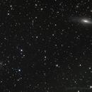NGC 7331 and Stephan's Quintet,                                Konstantinos Stav...