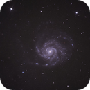 M101 in LRB + synthetic G,                                Michele Vonci