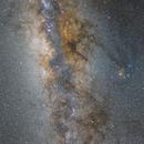 Milky Way and the Great Dark Horse,                                Lorenzo Palloni