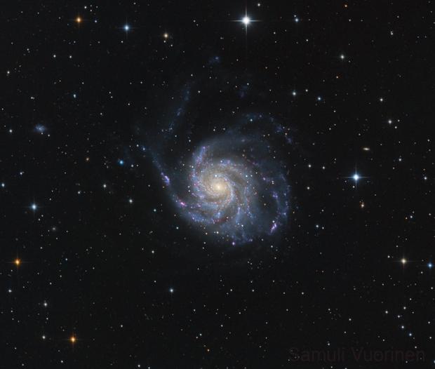 M101,                                Samuli Vuorinen