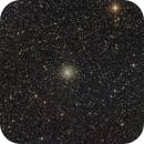 M56 Kugelsternhaufen im Sternbild Leier,                                Horst Twele