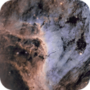 The Pelican Nebula,                                Benoit Blanco