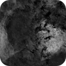 NGC 7822 Ha,                                Paddy Gilliland