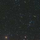 C/2014 Q2 Lovejoy in a Draco field of galaxies ,                                Adriano Valvasori