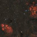 NGC6334,                                Yokoyama kasuak