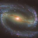 NGC 1300 Hubble Space Telescope DATA,                                kimmycheese