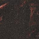 Veil Nebula East NGC6992 - Veil Nebula West NGC6960 - Pickering's Triangle NGC 6974,                                Jean-François Douroux