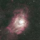 M8 Lagoon Nebula,                                Vincenzo Iodice