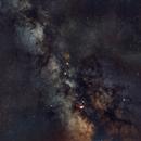 Milky Way wide field,                                nwsorin