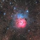 The Trifid Nebula (Messier 20),                                Alexander Voigt