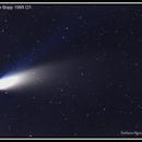 Cometa Hale Bopp,                                Emiliano Mazzoni