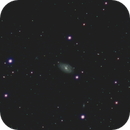 M 109 - Barred Spiral Galaxy and friends,                                gigiastro