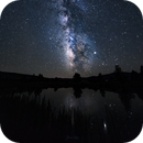 Milky Way Over Reflection Pond,                                Brian Poole