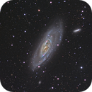 M106 - LRGB,                                Mike Wiles