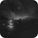 IC434 - 1st light of TS Optics 61EDPH,                                Le Mouellic Guill...