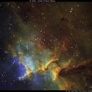 IC 1805 Center of Heart Nebula,                                marc