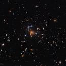 Quintuple quasar by Hubble - SDSS J100434.05+4112,                                Leo Shatz