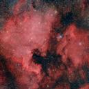 NGC 7000 - IC 5070,                                GALASSIA 60