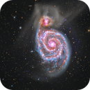 M 51 (Multiwavelength composite image),                                DetlefHartmann