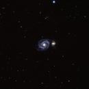 Galaxia del Remolino M51,                                new_specimen