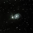 Messier 51,                                Georg N. Nyman