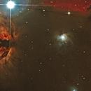 Nebulosa da Chama ,                                Izaac da Silva Leite