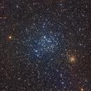 M 35 and NGC 2158,                                Nikita Misiura