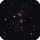Coma Berenices Galaxy Cluster (wide field),                                Kapil K.