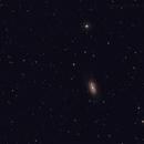 NGC 2905 - Barred Spiral in Leo,                                Serge Caballero