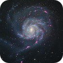 M101, The Pinwheel Galaxy,                                James