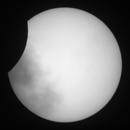 Sun - Partial Eclipse,                                kopi