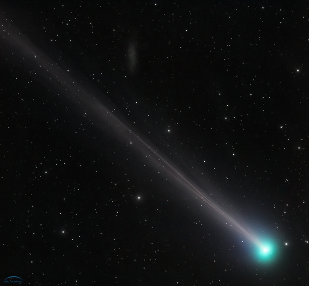 Comete C/2020 F8 Swan,                                Philippe BERNHARD