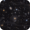 NGC 2634, NGC 2634 and wisps of IFN,                                Salvatore Iovene