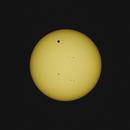 Venus Transit - 2 Hours Later,                                NewLightObservatory