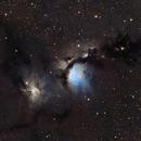 M78 Reflection Nebula in Orion,                                Jarrett Trezzo