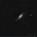 Messier 106 ,                                Brutek