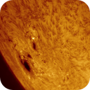 2014-10-18:  Ha Views of The Sun in High Resolution  Post #3  =Now Rev.2 With Color Mapping=,                                Fernando