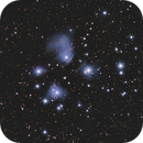 M45 Pleiades,                                Peter Bryant