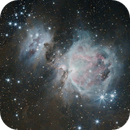 M42 and parts of the Orion Molecular Cloud Complex,                                Arun H.