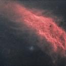 California Nebula Starless Starnet++,                                Maurizio Fortini