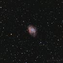 M1 - Crab Nebula,                                Riccardo Cafarelli