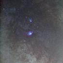 Large Field around M8 and M20,                                Carlo Caligiuri
