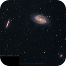 M81, M82 & NGC3077,                                Yokoyama kasuak