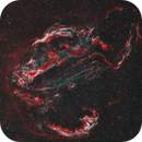 Cygnus Bow Shock,                                Matt Harbison