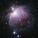 Orion Nebula,                                Nikkolai Davenport