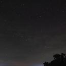 The Big Dipper over the Shenandoah Valley,                                Van H. McComas